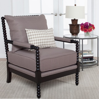 Strick & Bolton Wylie Upholstered Accent Chair