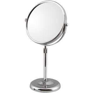 Classic Steamed 5x Magnification Chrome Mirror