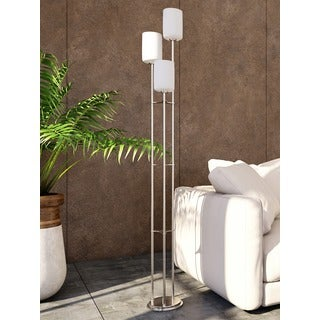 Lite Source Bess Three-light Floor Lamp