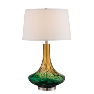 Valtina Chrome-finish Table Lamp