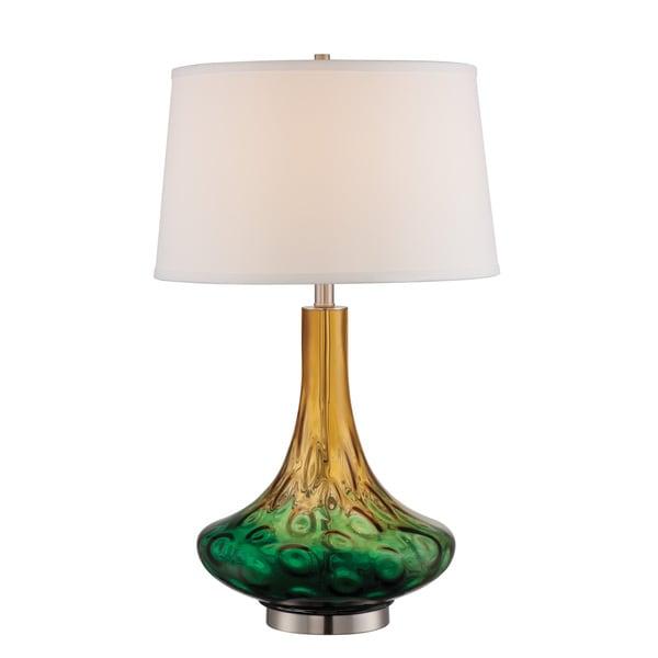 Valtina Chrome-finish Table Lamp