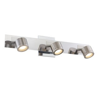 Lite Source Michi 3-light LED Wall/Vanity Sconces