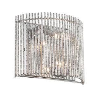 Lite Source Rania Silver Aluminum Fixture
