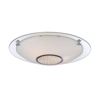 Lite Source Zorana Flush-mount Light Fixture