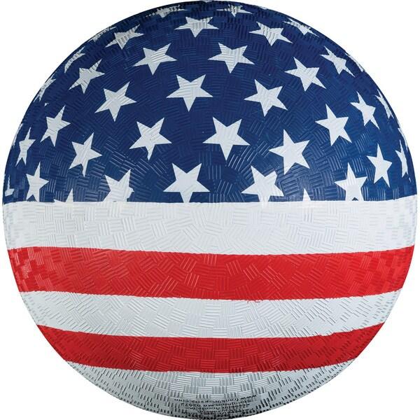 Franklin Sports 8.5-inch USA Playground Ball