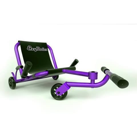 EzyRoller Purple Classic Ultimate Riding Machine