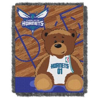 NBA 04401 Hornets Half Court Baby Throw
