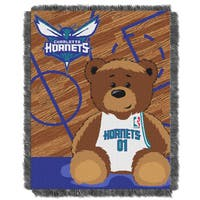 NBA 04401 Hornets Half Court Baby Throw