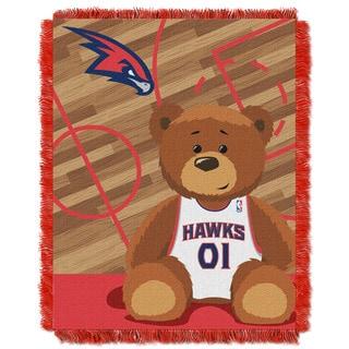 NBA 04401 Hawks Half Court Baby Throw