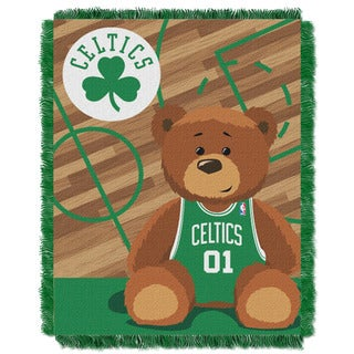 NBA 04401 Celtics Half Court Baby Throw