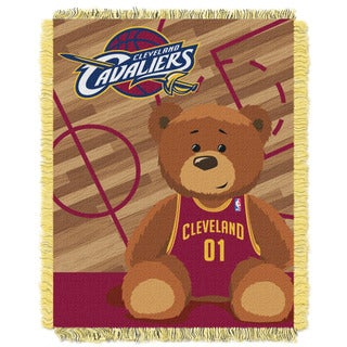 NBA 04401 Cavaliers Half Court Baby Throw