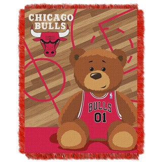NBA 04401 Bulls Half Court Baby Throw