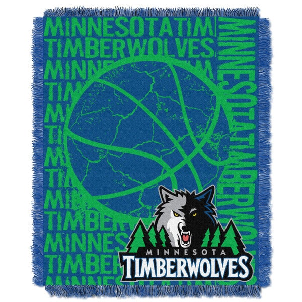 NBA 019 Timberwolves Double Play Throw