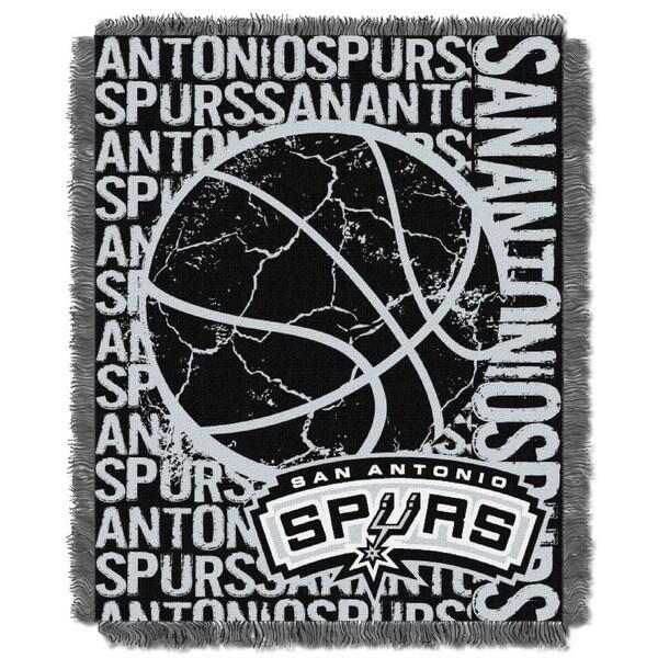 NBA 019 Spurs Double Play Throw