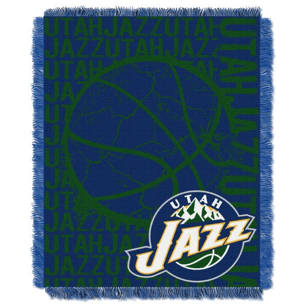 NBA 019 Jazz Double Play Throw