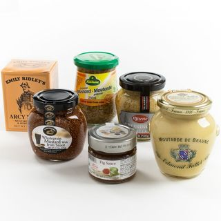 igourmet European Mustard Collection