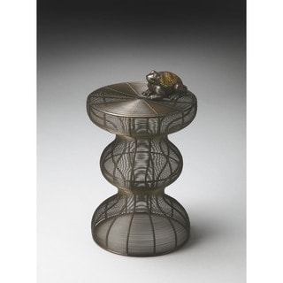 Butler Angeline Iron Wire Accent Table