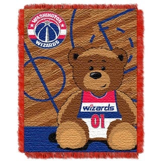 NBA 04401 Wizards Half Court Baby Throw