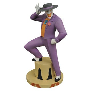 Diamond Select Toys Batman Animated Joker 9-inch PVC Figure