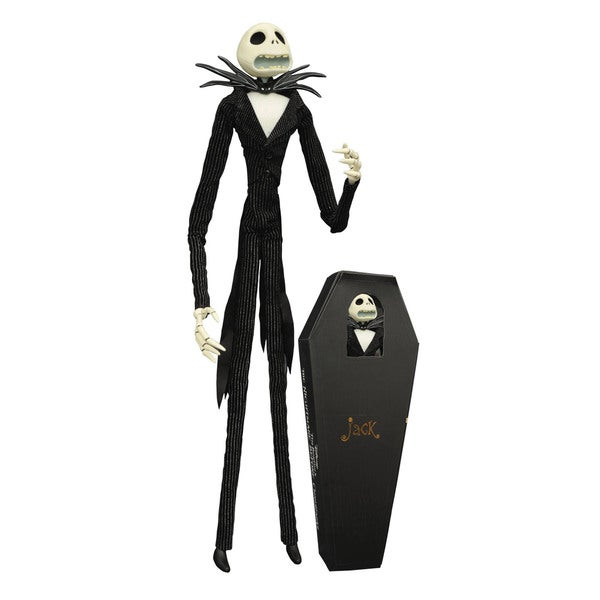 Diamond Select Toys Night Before Christmas Jack Unlimited Coffin Doll 19335914