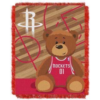 NBA 04401 Rockets Half Court Baby Throw