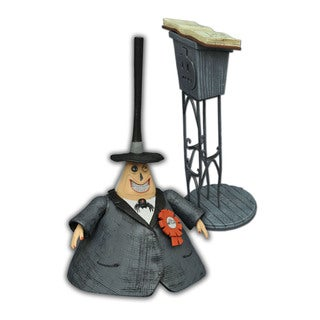 Diamond Select Toys Nightmare Before Chirstmas Select Series 2 Mayor Action Figure