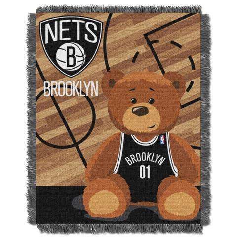 NBA 04401 Nets Half Court Baby Throw