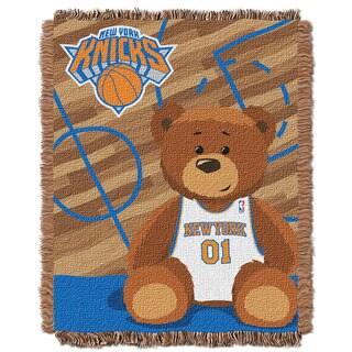 NBA 04401 Knicks Half Court Baby Throw