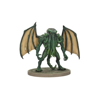Diamond Selection Toys Cthulhu 7-inch Multicolor Plastic Action Figure