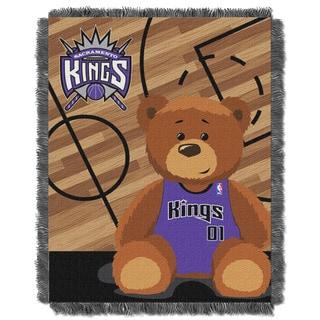 NBA 04401 Kings Half Court Baby Throw