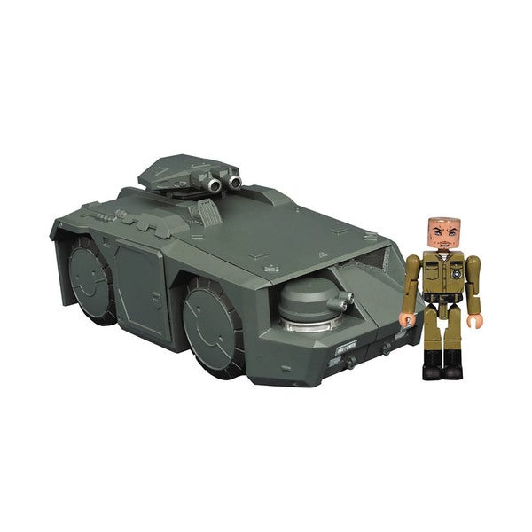 Diamond Select Toys Aliens Minimates Deluxe Plastic Armored Vehicle Set
