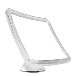 Square 10x Magnification Suction Mirror