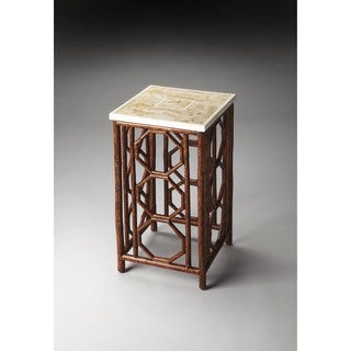 Butler Bamboo Accent Table