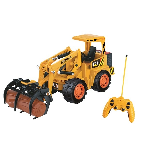 Engineer Super Power Remote Control Lumber Grabber