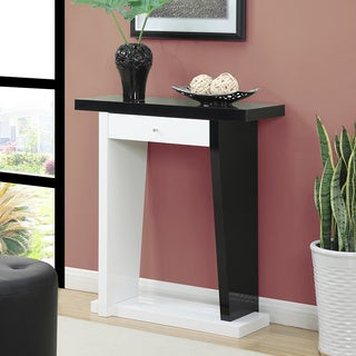 Convenience Concepts Newport Astor Console Table