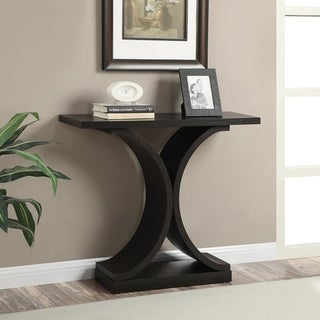 Link to Copper Grove Monbretia Infinity Console Table Similar Items in Living Room Furniture