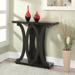 Convenience Concepts Newport Hailey Console Table