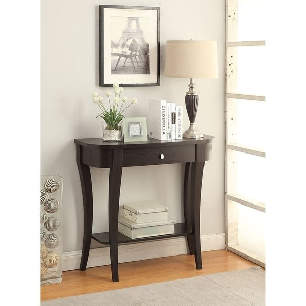 Convenience Concepts Newport Console Table  Free Shipping. Cocktail Table Arcade Game. Home Office Desks Melbourne. 20 Inch Full Extension Drawer Slides. Girls Vanity Table. Cymax Desk. 8 Person Dining Table. Desk File Organizer. Amish Secretary Desk