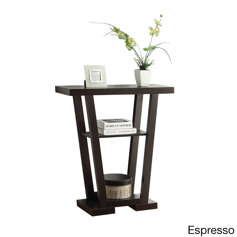 home office tables. Clay Alder Home Logan Wood Console Table (4 Options Available) Office Tables