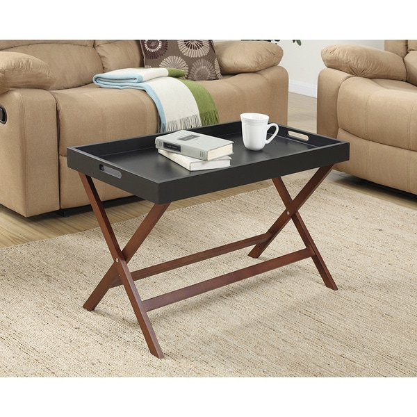 Coffee Table Tray Home Goods: Shop Convenience Concepts Designs2Go Baja Coffee Table