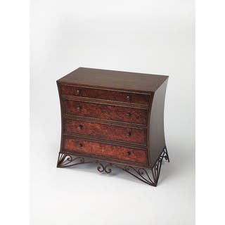 Butler Nicola Brown Wood Metal Console Chest|https://ak1.ostkcdn.com/images/products/12070387/P18938256.jpg?impolicy=medium