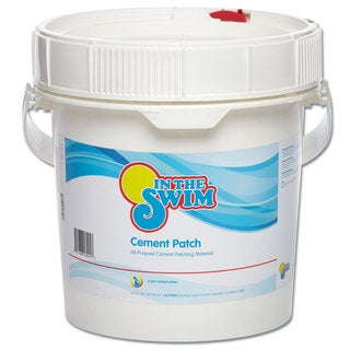 In The Swim Cement Patch Concrete Pool Deck 1-gallon Repair Compound