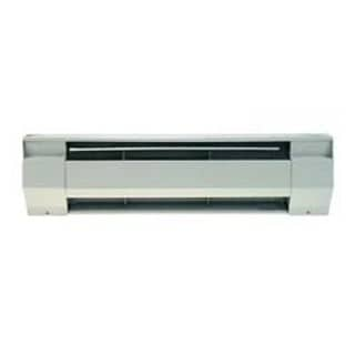 King Electrical 4K2410A 4' 240 Volt 1000 Watt Baseboard Heaters
