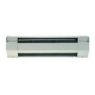 King Electrical 4K2410A 4' 240 Volt 1000 Watt Baseboard Heaters