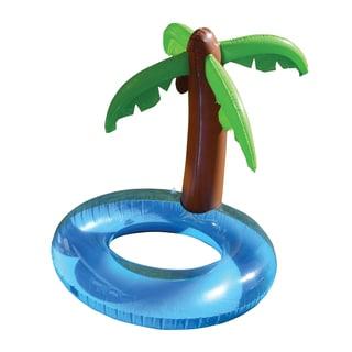 Jumbo 50-inch x 48-inch Island Inflatable Raft and Pool Float