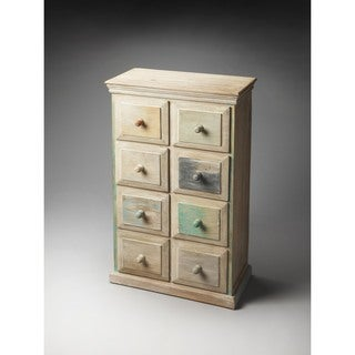Butler Keller Painted Wood 8-drawer Chest