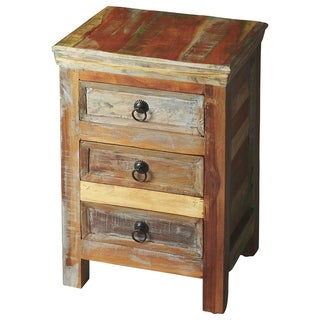 Butler Arya Reclaimed Wood Rustic Accent Chest