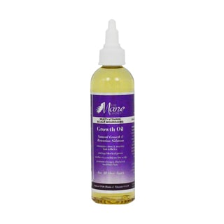 The Mane Choice Multi-Vitamin Scalp Nourishing 4-ounce Growth Oil