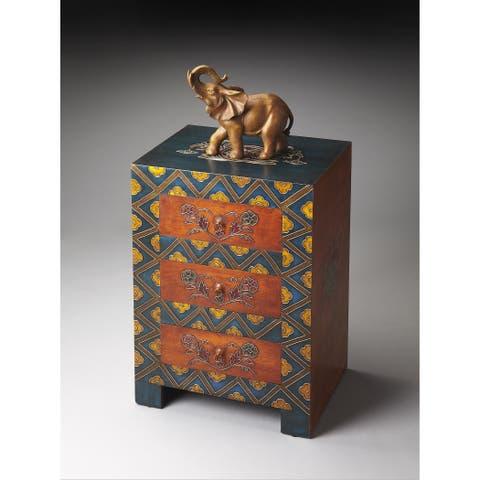 Butler Handmade Accent Chest (India)
