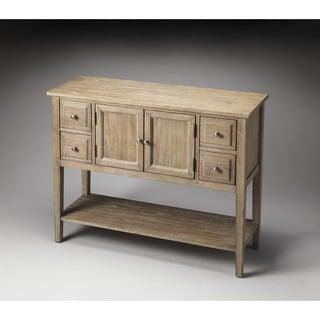 Butler Hennepin Urban Grey Wood/Veneer Sideboard